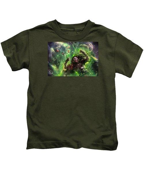 Death's Presence Kids T-Shirt