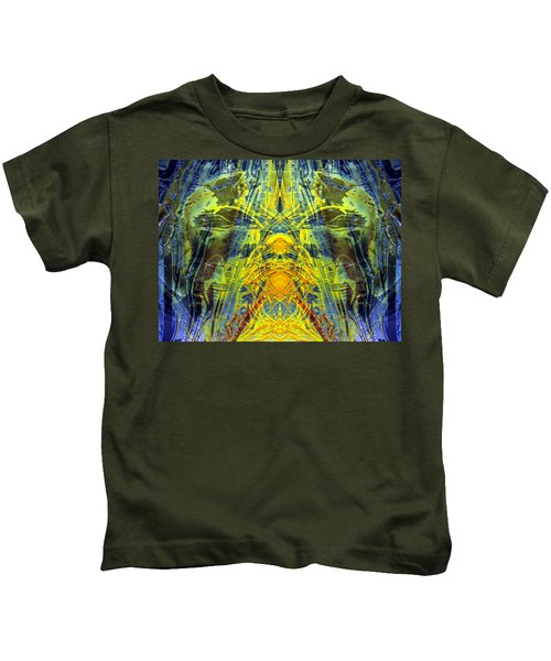 Decalcomaniac Intersection 1 Kids T-Shirt