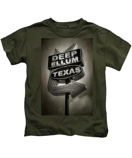 Deep Ellum Kids T-Shirt