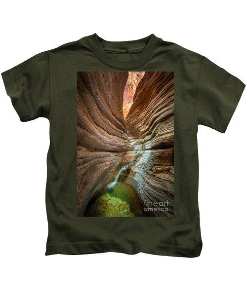 Deep Inside Kids T-Shirt