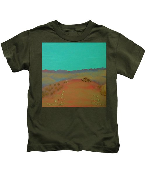Desert Overlook Kids T-Shirt