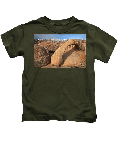 Desert Telephone Kids T-Shirt