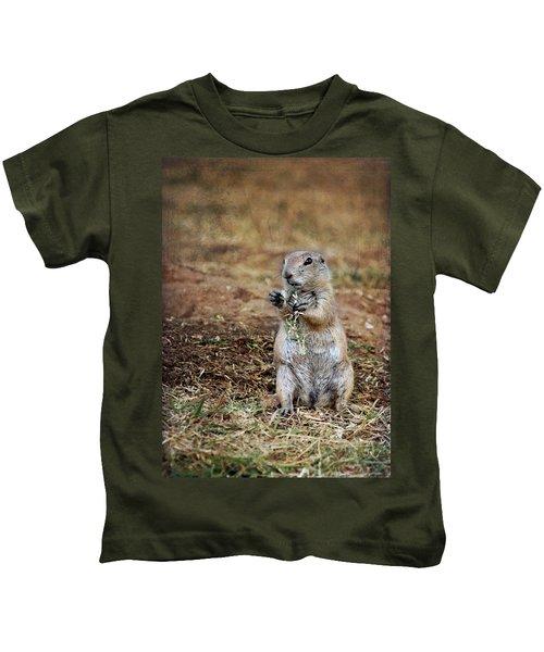Doggie Snack Kids T-Shirt