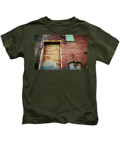 Door Number One Kids T-Shirt