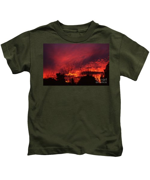 Dundee Sunset Kids T-Shirt