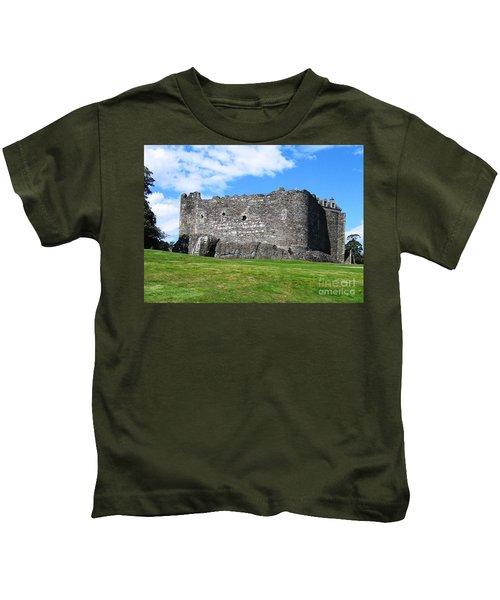 Dunstaffnage Castle Kids T-Shirt