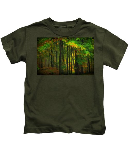 Early Fall 4 Kids T-Shirt