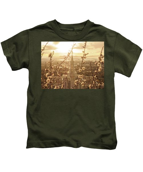 Earth Renewed Kids T-Shirt