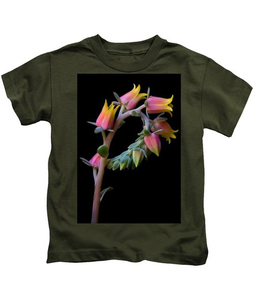 Echeveria Kids T-Shirt