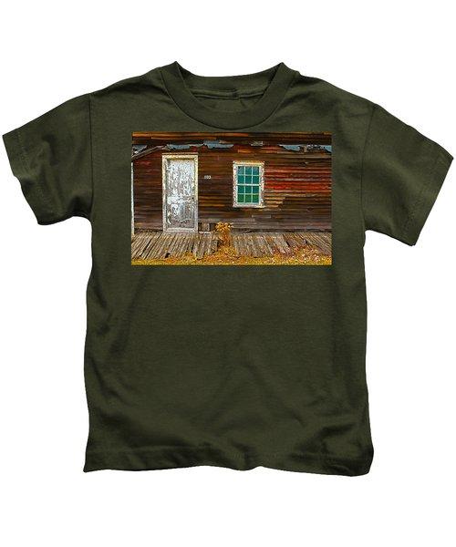 Eckley Reflection Kids T-Shirt