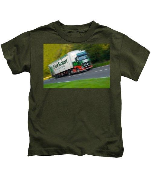 Eddie Stobart Lorry Kids T-Shirt