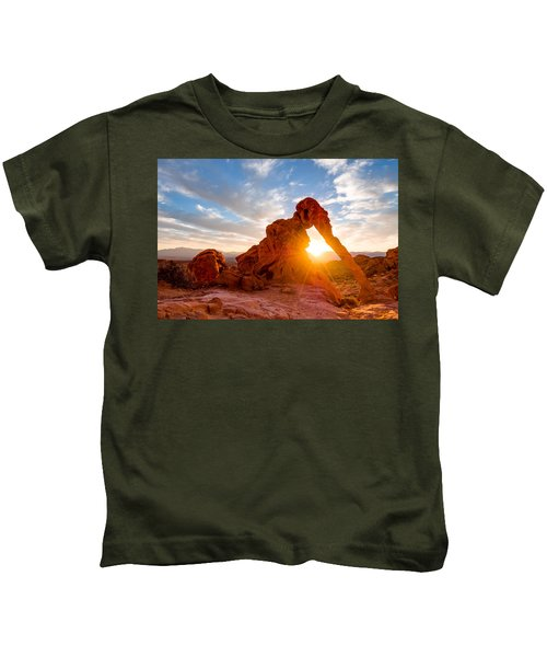 Elephant Rock Kids T-Shirt