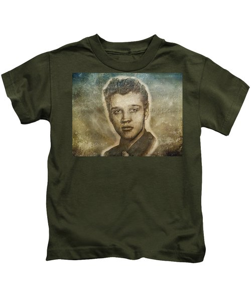 Elvis Presley Kids T-Shirt