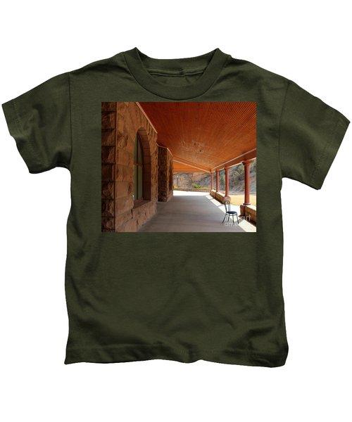 Evans Porch Kids T-Shirt