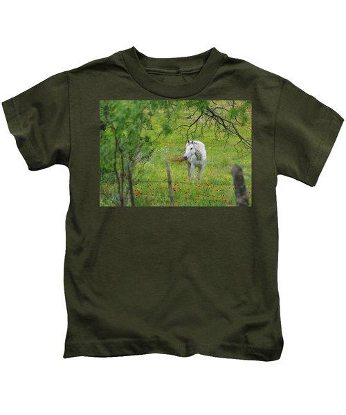 Eye On Beauty Kids T-Shirt