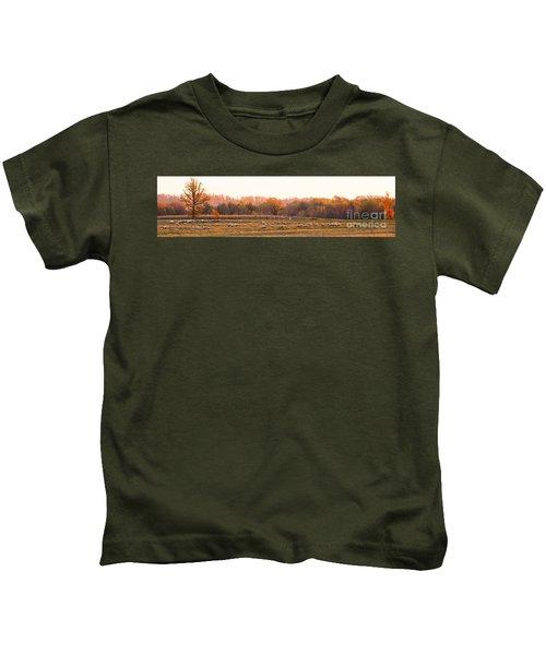 Fall Graze Kids T-Shirt