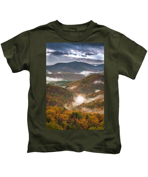 Fall Ridges Kids T-Shirt