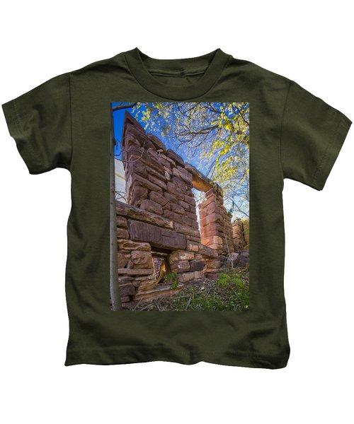 Falling Wall Jerome Kids T-Shirt