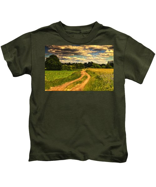 Farm Country Germany Ger3700 Kids T-Shirt