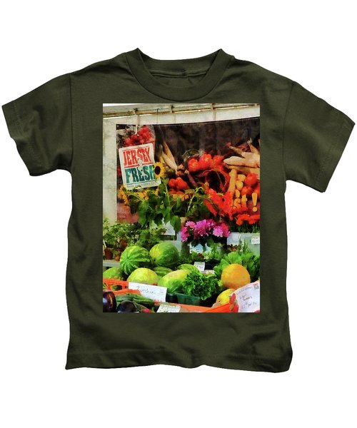 Farmer's Market Kids T-Shirt