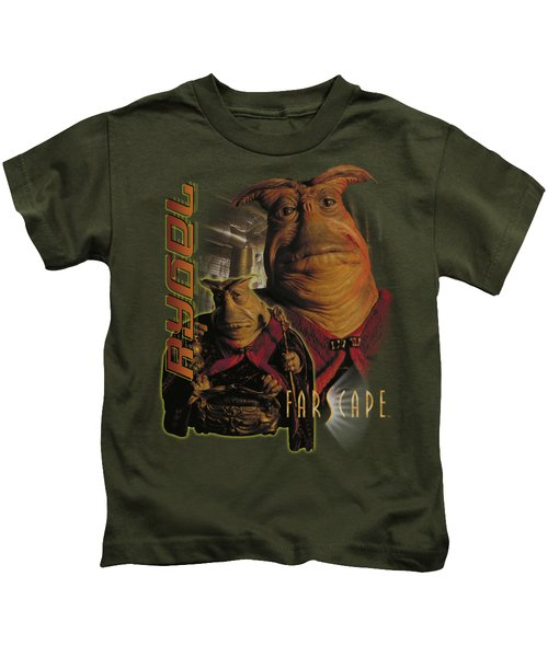 Farscape - Rygel Kids T-Shirt