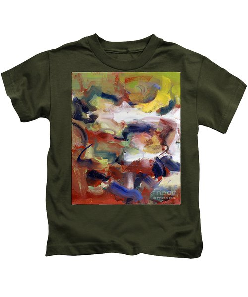 Fear Of The Foreigner Kids T-Shirt