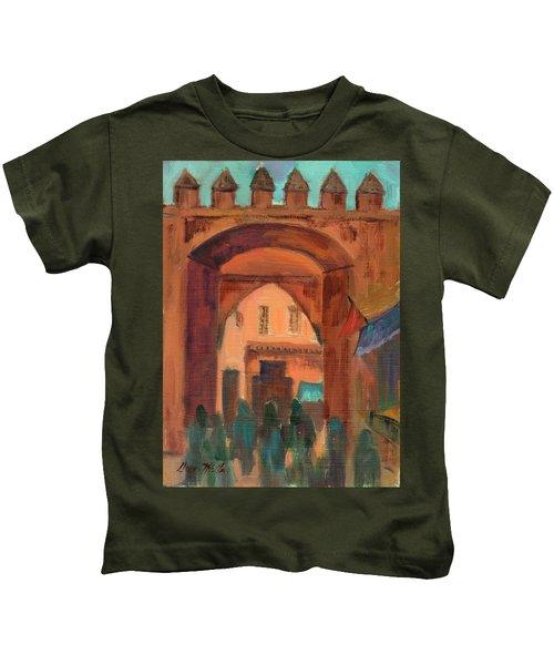 Fez Town Scene Kids T-Shirt