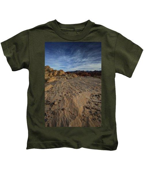 Fire Canyon I Kids T-Shirt