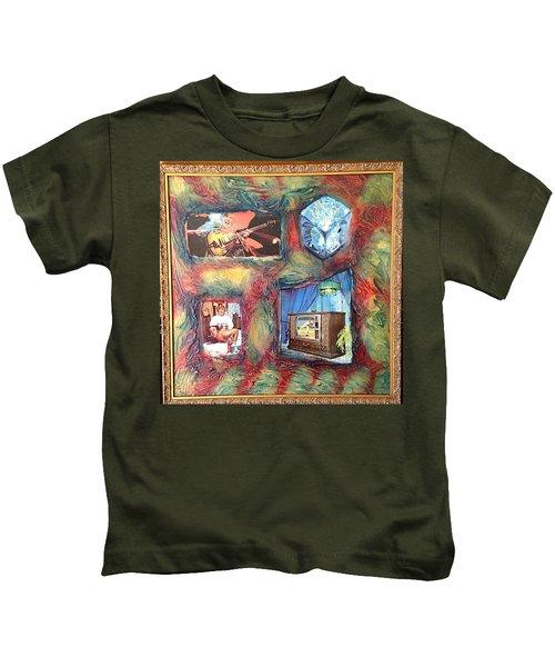 Flash Generation By Alfredo Garcia Kids T-Shirt