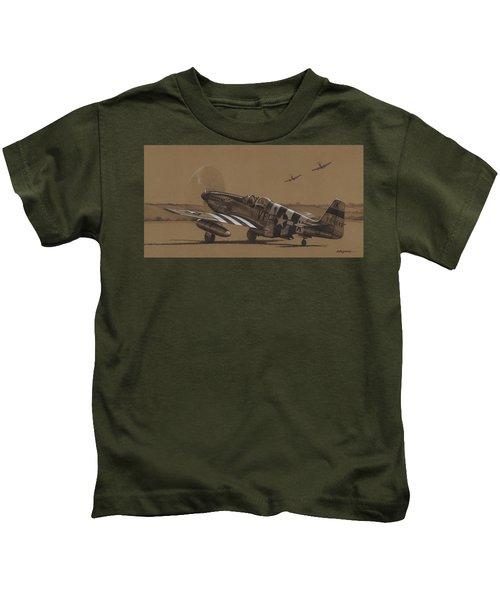 Flying Dutchman Kids T-Shirt