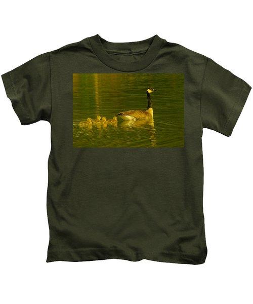 Four Little Miracles Kids T-Shirt