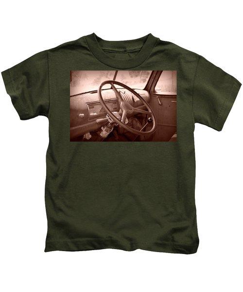 Four On The Floor Kids T-Shirt