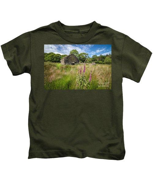 Foxglove Ruin Kids T-Shirt