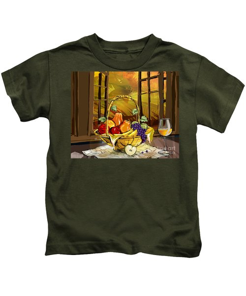 Fruits Basket Kids T-Shirt