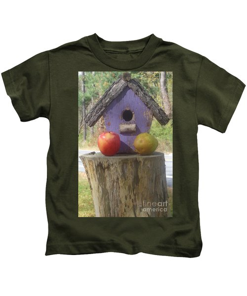 Fruity Home? Kids T-Shirt