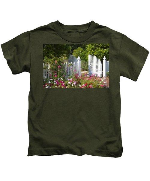 Garden Gate Kids T-Shirt