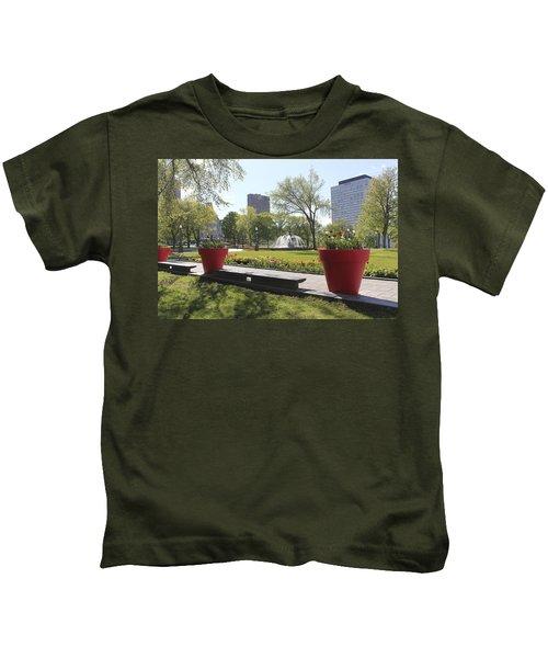 Garden In Canada 10 Kids T-Shirt