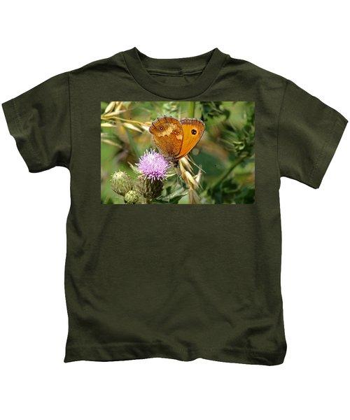 Gatekeeper Butterfly Kids T-Shirt