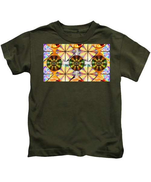 Geometric Dreamland Kids T-Shirt