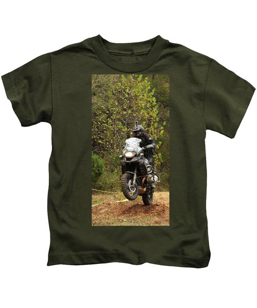 Getting Some Air Kids T-Shirt