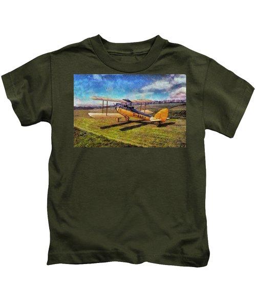 Gipsy Moth Kids T-Shirt