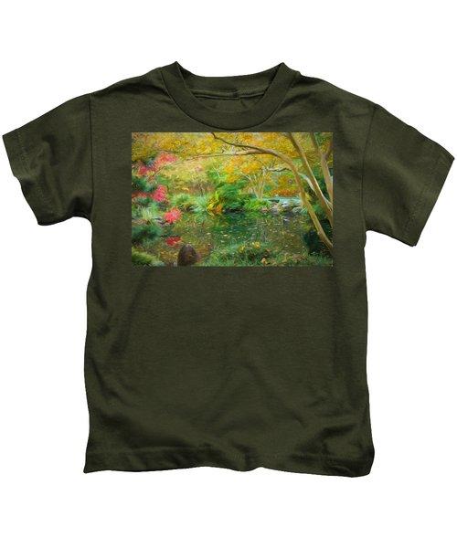 God Is A Designer Kids T-Shirt