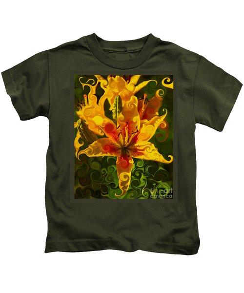 Golden Beauties Kids T-Shirt