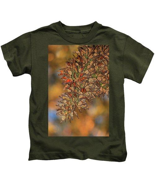 Golden Cluster Kids T-Shirt
