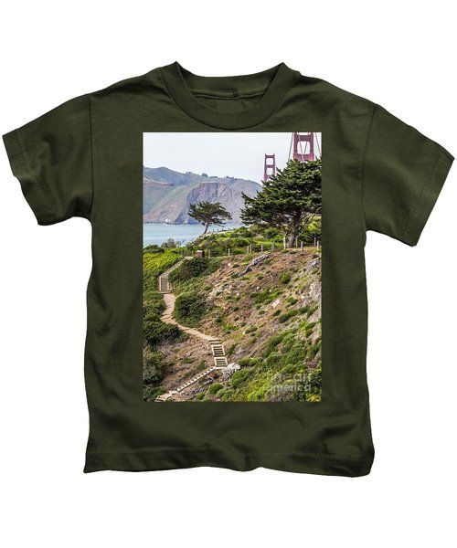 Golden Gate Trail Kids T-Shirt