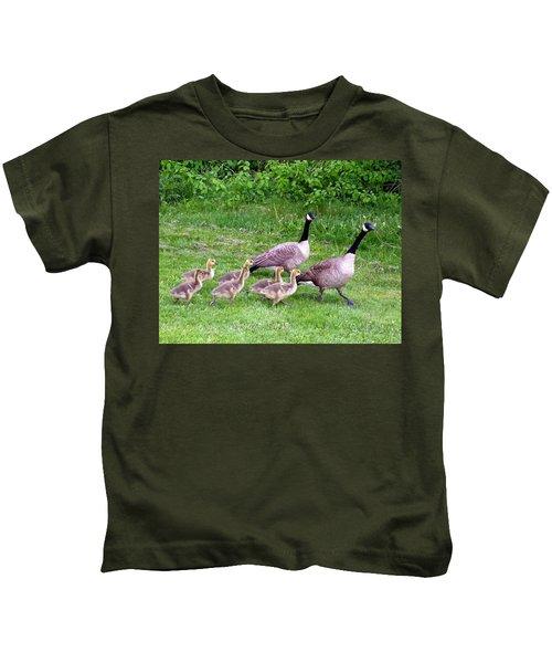 Goose Step Kids T-Shirt
