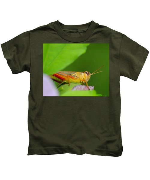 Grasshopper Kids T-Shirt