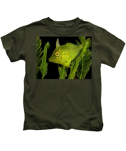 Green Beauty Kids T-Shirt