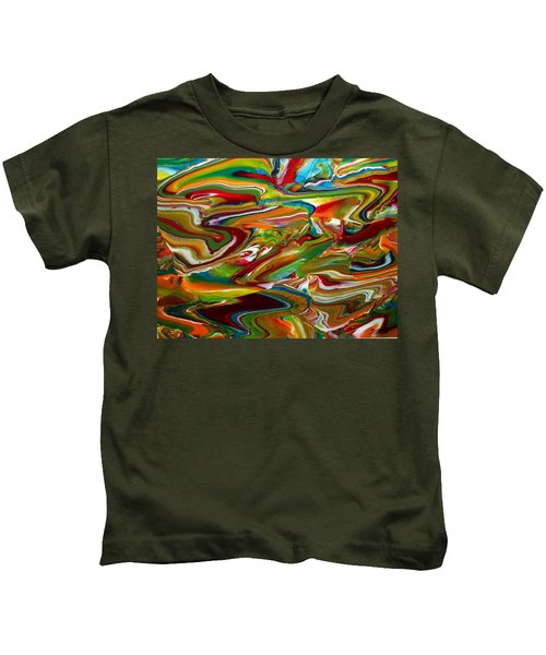 Green Scene Kids T-Shirt