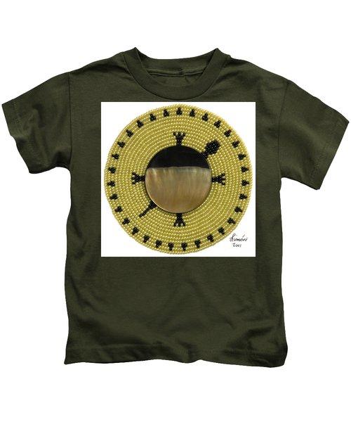 Green Shell Kids T-Shirt
